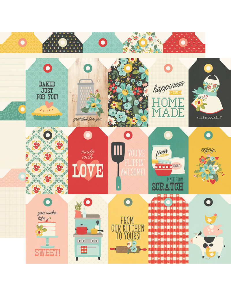 simple stories Apron Strings: Tags