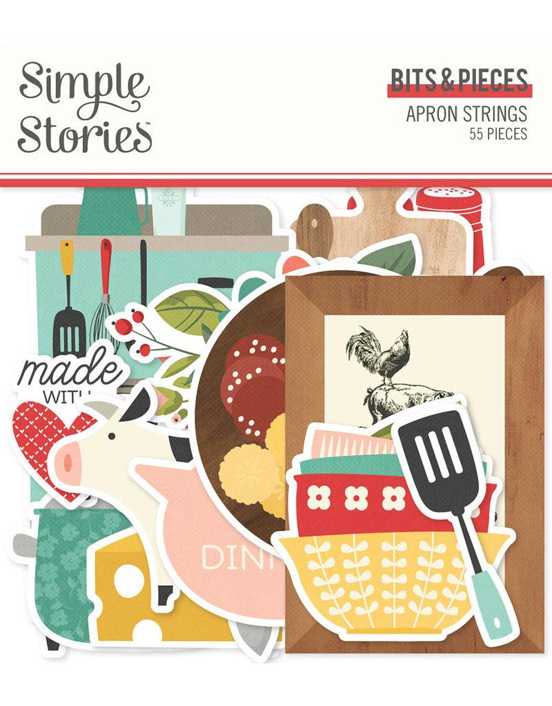 simple stories Apron Strings: Bits & Pieces