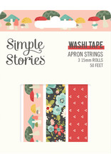 simple stories Apron Strings: Washi Tape