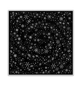 HERO ARTS Snowflake Swirl Bold Prints
