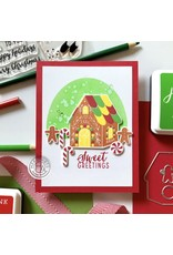 HERO ARTS Color Layering Gingerbread House Frame Cuts