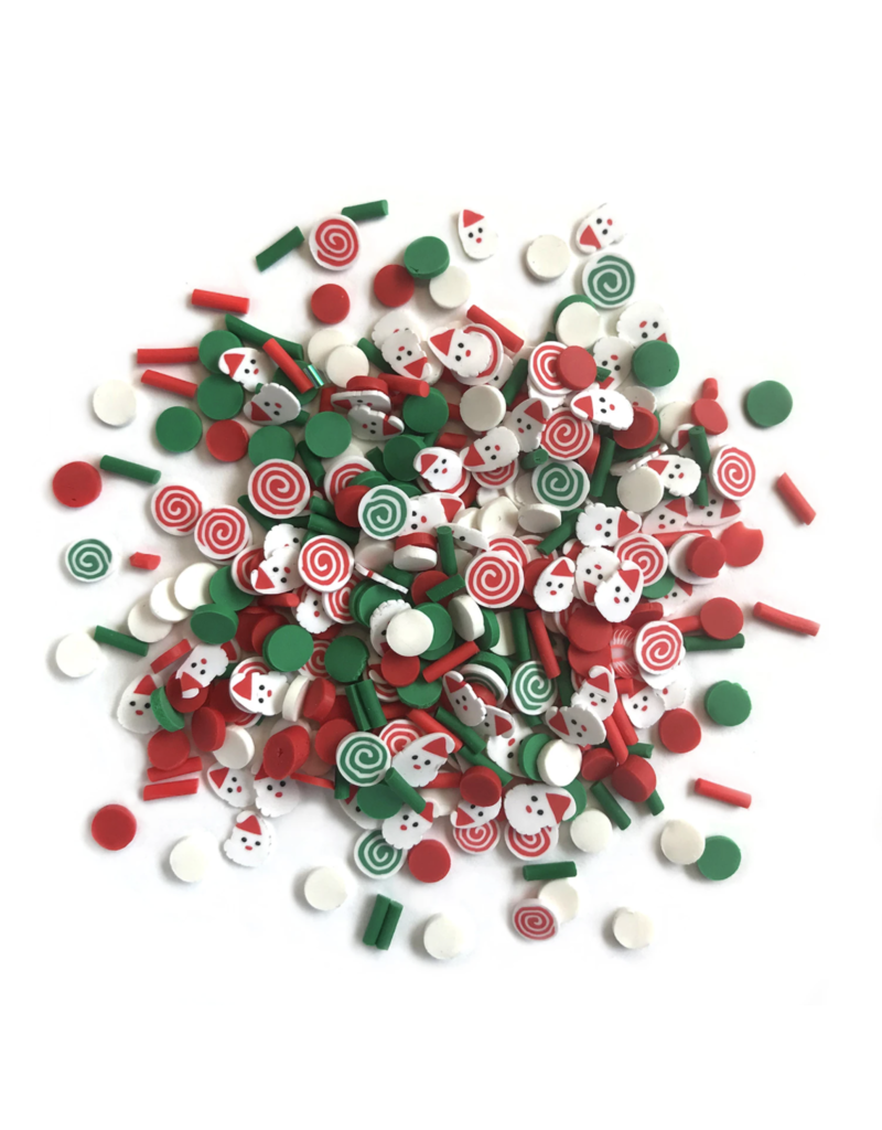 Buttons Galore Sprinkletz: Saint Nick