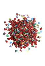 Buttons Galore Sprinkletz: Ladybugs