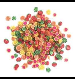 Buttons Galore Sprinkletz: Fruit Cocktail