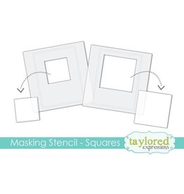Taylored expressions Masking Stencil: Squares
