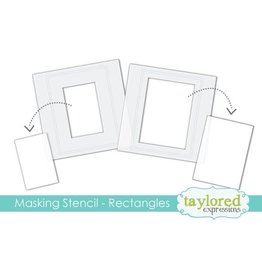 Taylored expressions Masking Stencil: Rectangles