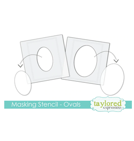 Taylored expressions Masking Stencil: Ovals