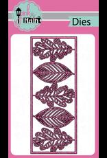 pink & main Leafy Slimline Die