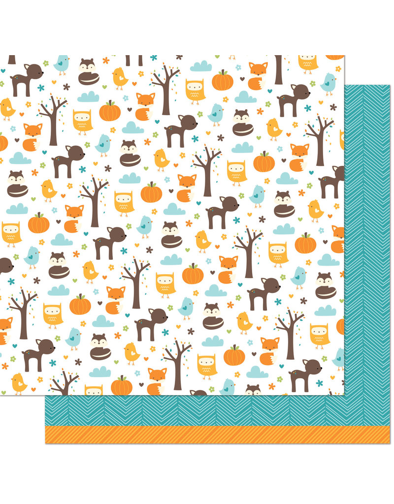 into the woods remix paper: maple remix