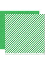 let it shine paper: green sprinkle