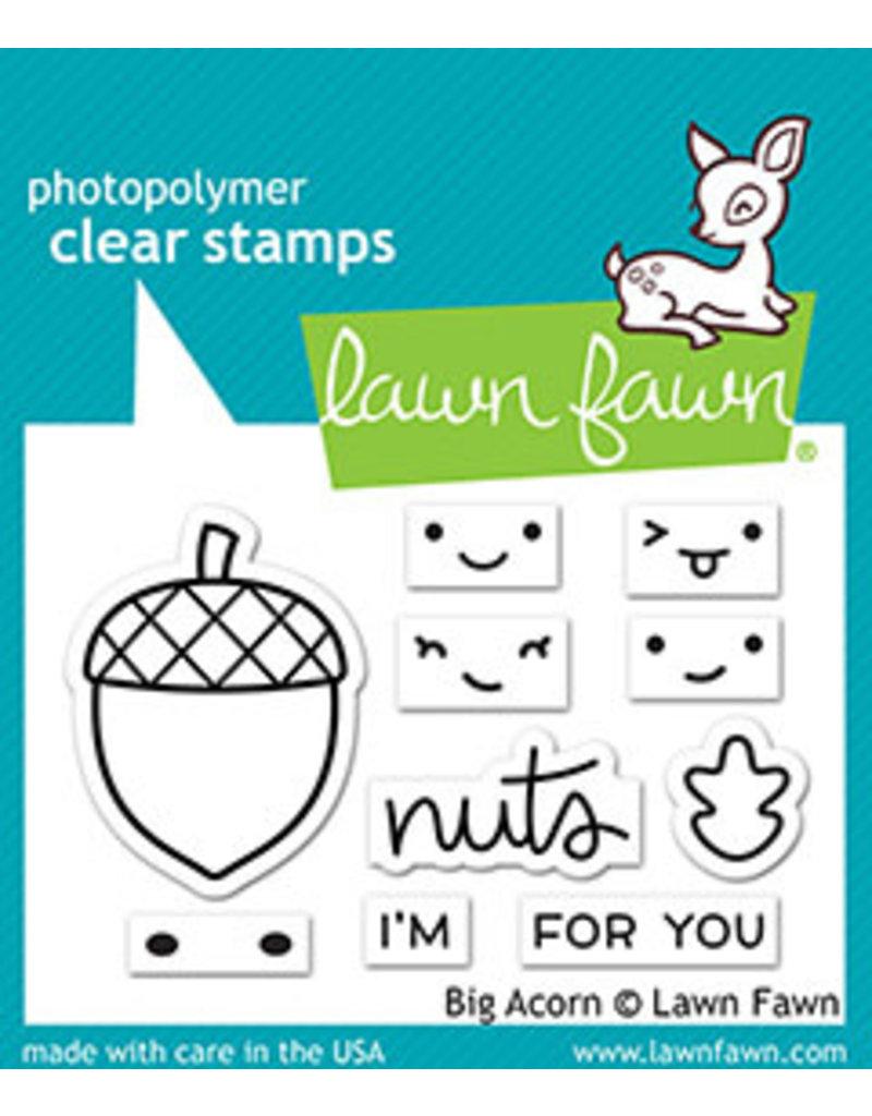 big acorn stamp