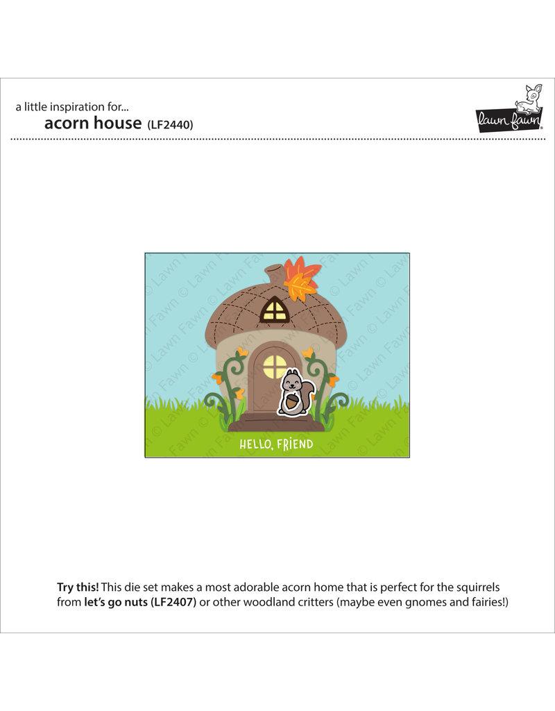 acorn house die