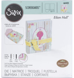 sizzix Sizzix Tiny Book Die