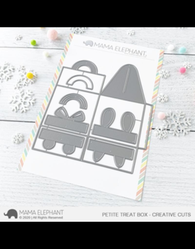 Mama elephant Petite Box Die