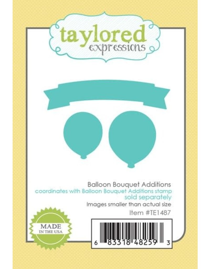 Taylored expressions Balloon Bouquets Additions