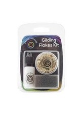 Creative Expressions Gilding Flake Kit Golden Jewels