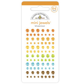 pumpkin spice: fall assortment mini jewels