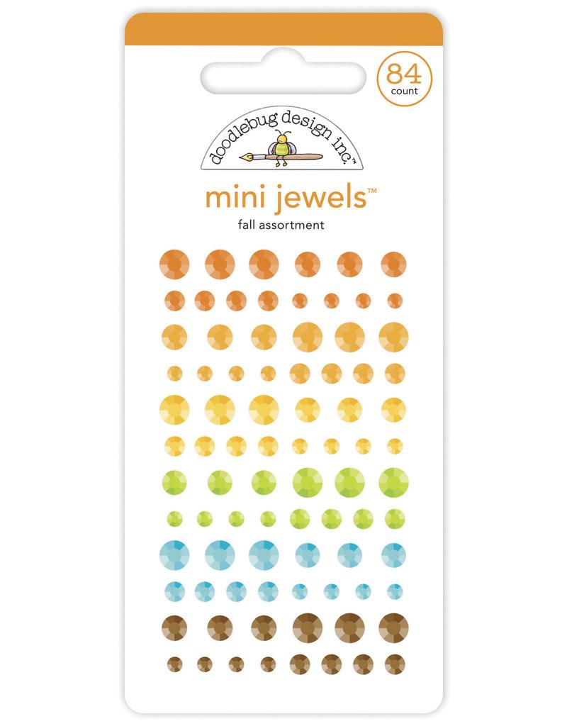 pumpkin spice: fall assortment mini jewels