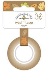 pumpkin spice: happy fall washi tape