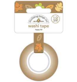 pumpkin spice: happy fall washi tape