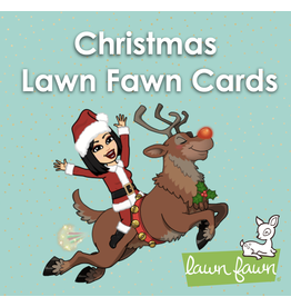 Julie Kelly 11/15 Christmas Lawn Fawn with Julie