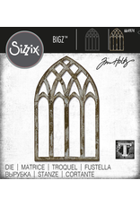 Tim Holtz Cathedral Window Bigz Die