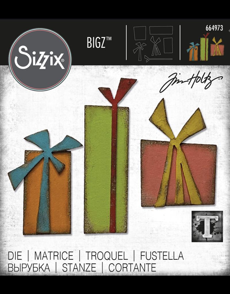 Tim Holtz Gift Wrap Bigz Die