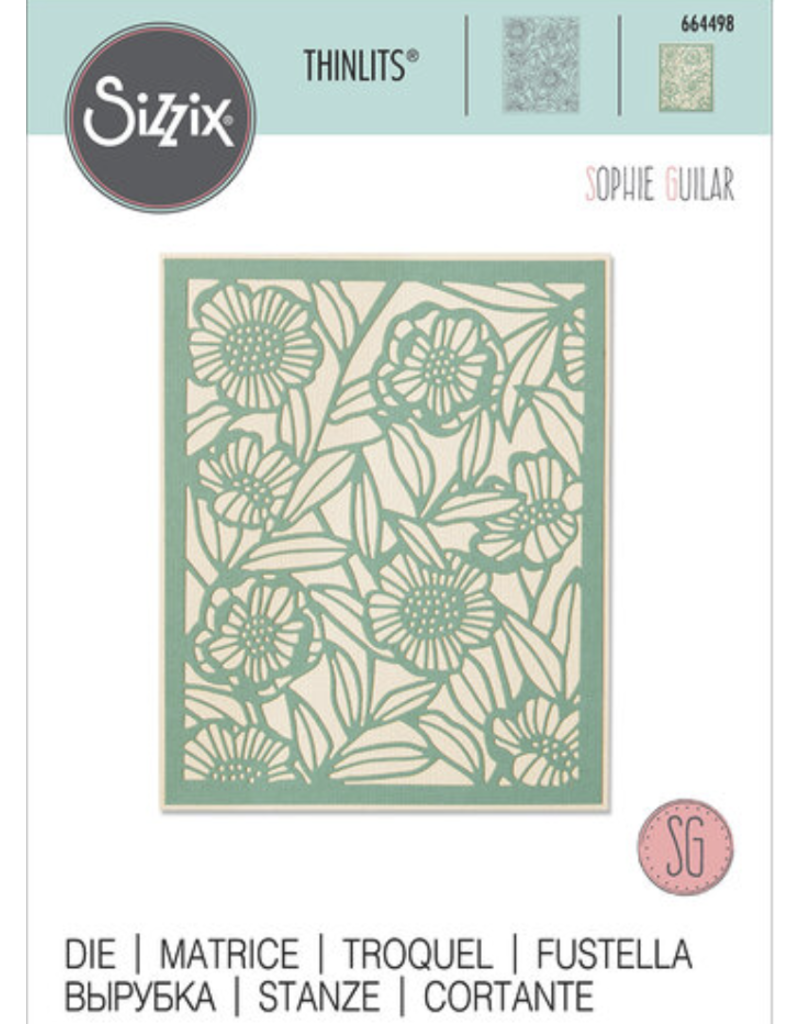 Sophie Guilar Minimal Foliage Thinlits