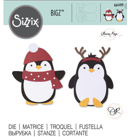 Olivia Rose Penguin Friends Bigz Die