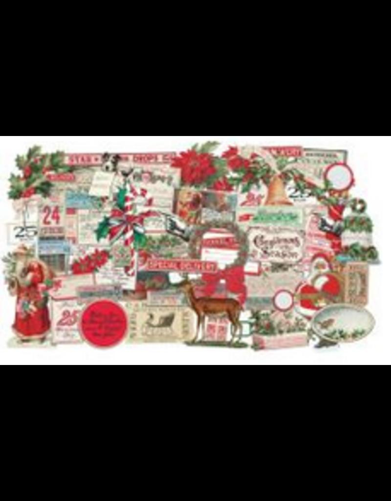 ideology Ideaology Ephemera Pack: Christmas