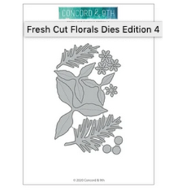 concord & 9th Fresh Cut Florals Edition 4