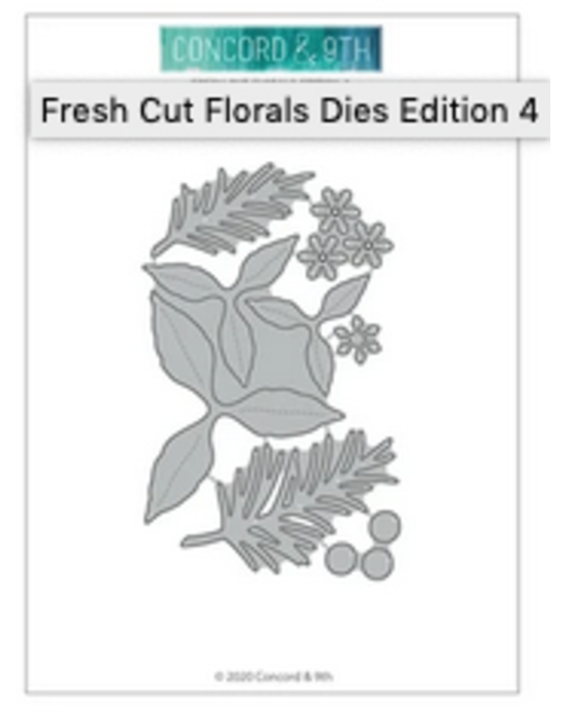 concord & 9th Fresh Cut Florals Edition 4