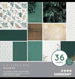 Kaisercraft Emerald Eve 6.5 Paper Pad