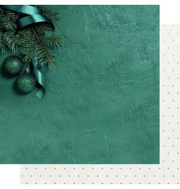Kaisercraft Emerald Eve Paper - FIR TREE