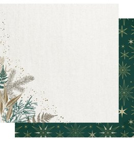 Kaisercraft Emerald Eve Paper - MISTLETOE MAGIC