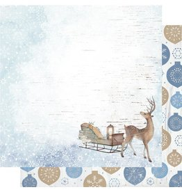 Kaisercraft Whimsy Wishes Paper - DASHING DEER