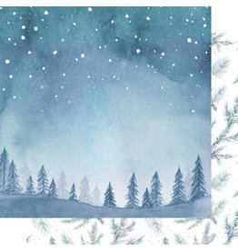 Kaisercraft Whimsy Wishes Paper - NIGHT SKY