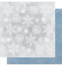 Kaisercraft Whimsy Wishes Paper - SNOWFALL
