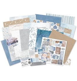 Kaisercraft Whimsy Wishes Paper - WRAPPED UP