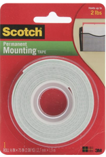 scotch Foam Tape .5 inch X 75 inch
