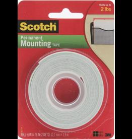 scotch Foam Tape .5 inch X 75 inch