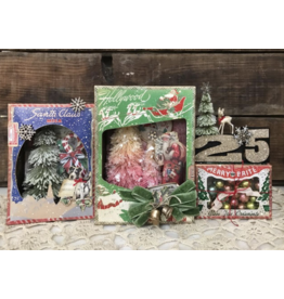 richele christensen 11/21 Christmas Trio Vignette Boxes with Richele