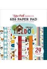 My Dog:  6x6 Paper Pad