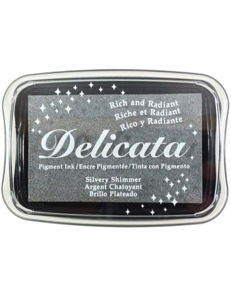 Delicata Delicata: Silvery Shimmer