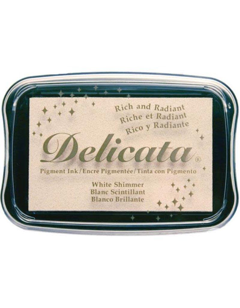 Delicata Delicata: White Shimmer