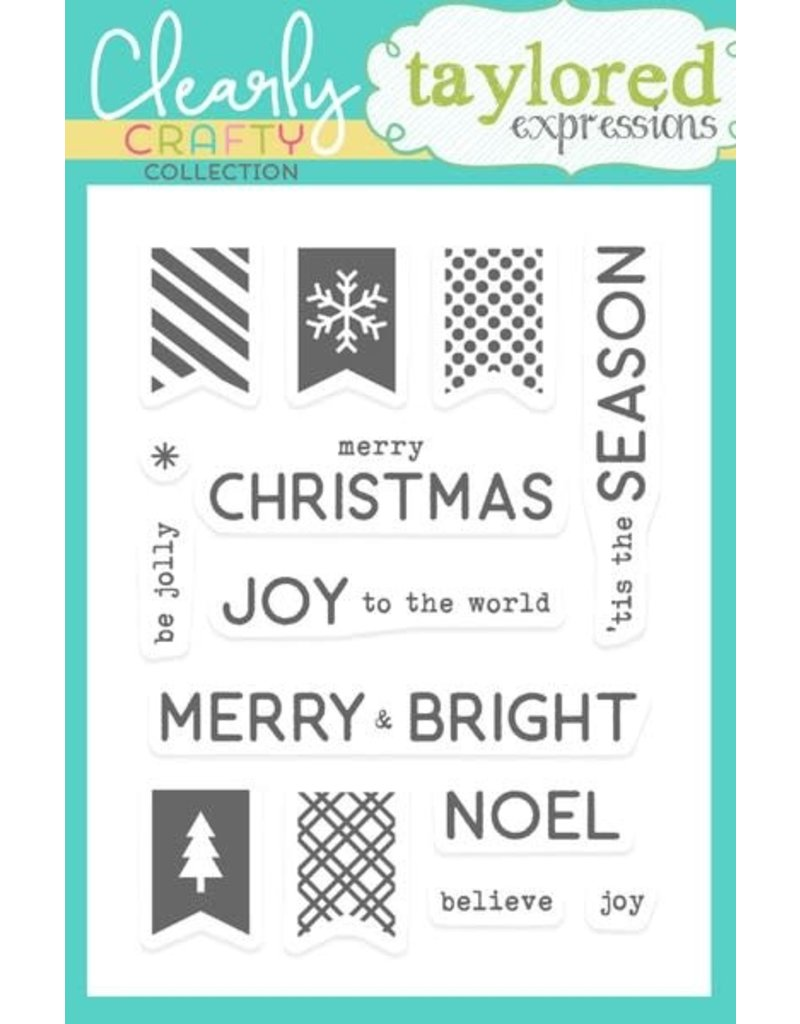 Taylored expressions PP Christmas Stamp