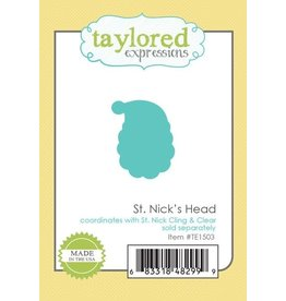 Taylored expressions St. Nick's Head Die