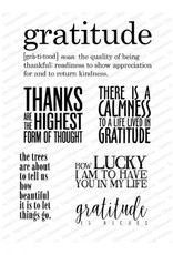 Impressn Obsessn Gratitude is Riches