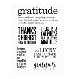 Impressn Obsessn Gratitude is Riches