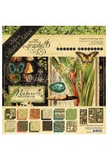 Graphic 52 Nature Notebook: Collector's Edition